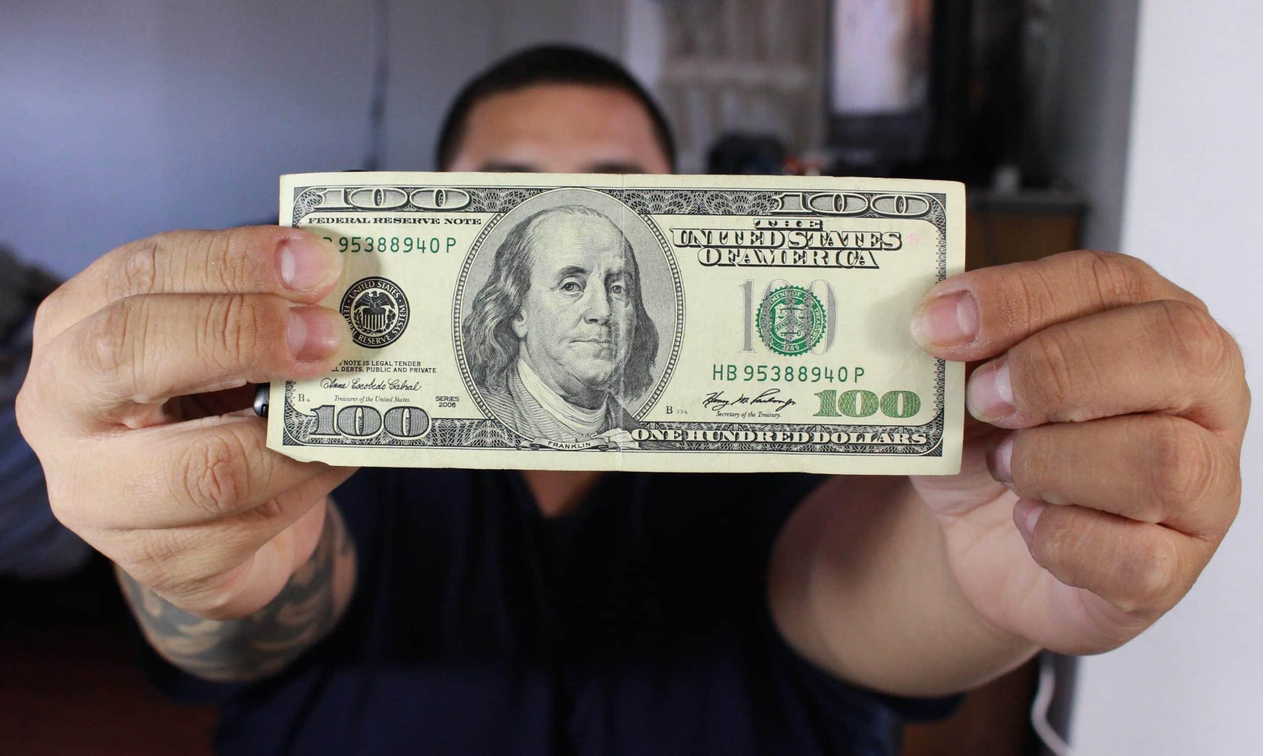 Make $100 Fast