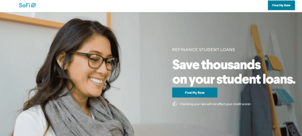 sofi refinance review